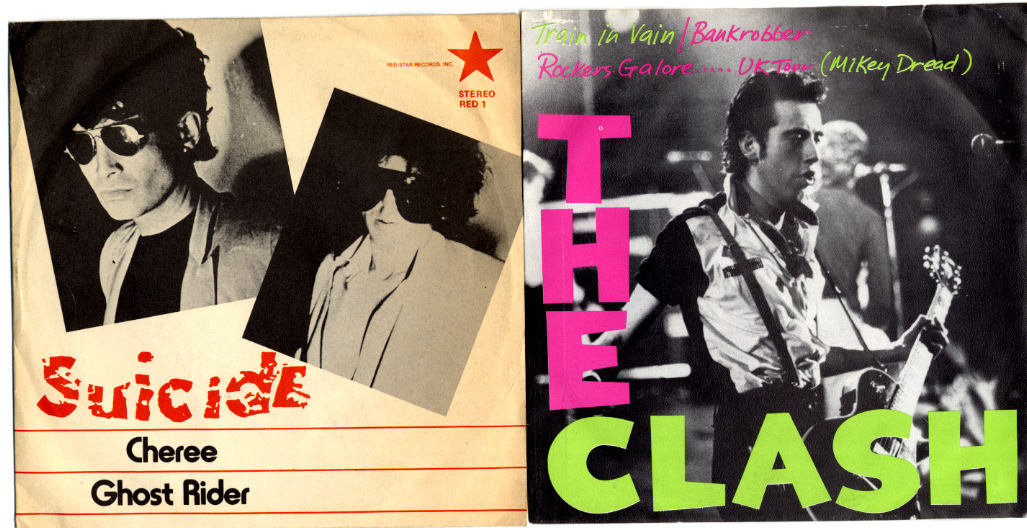Suicide The Clash