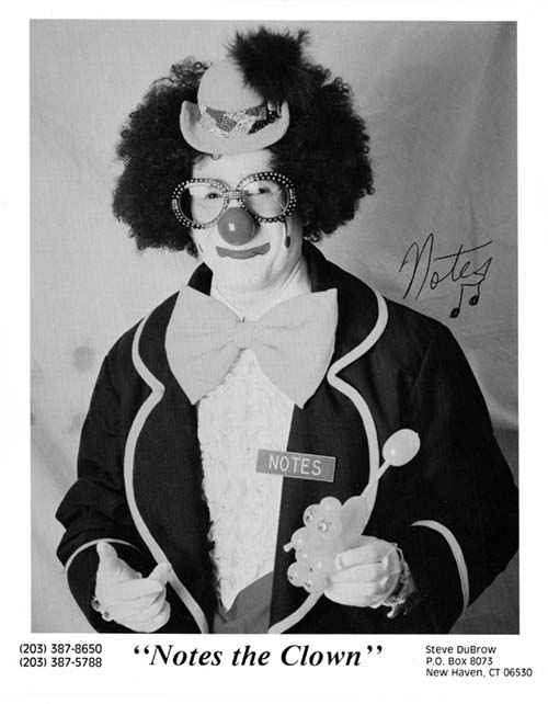 Notes The Clown