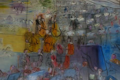 musicians Dufy13
